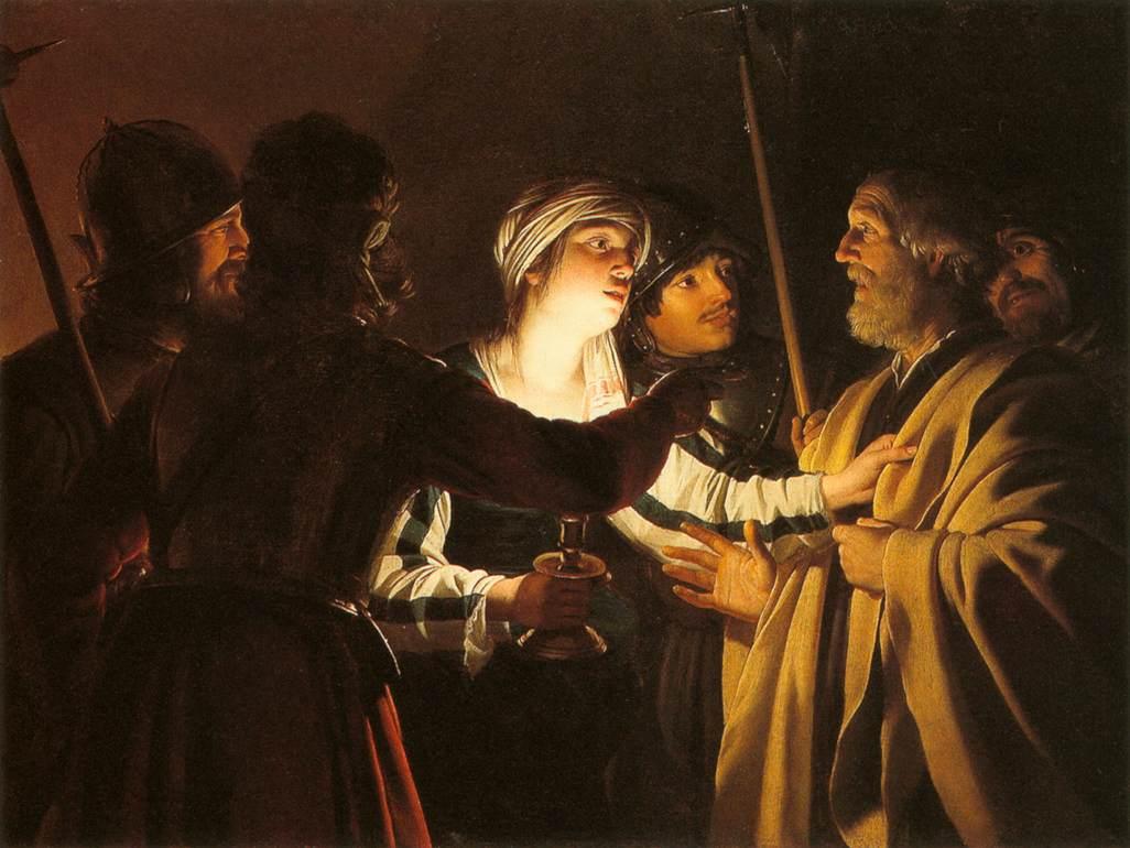 Galerie commentée de peintures Claires et Obscures – 17e ...