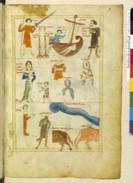 Livre d'astrologie ; 13ème ; livre de main encore; ici les spécificités du signe du Taureau.