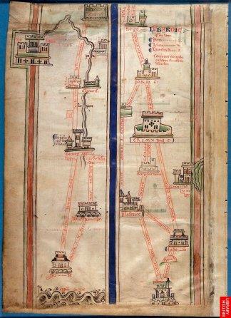 Guide de voyage du 13ème, jusqu'à Jérusalem, à l'usage des croisés, guide du routard, étape par étape
