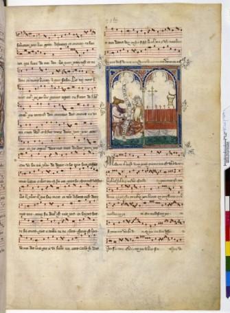 Version musicale de la farce de Fauvain-Fauvel.