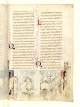 14, Italie, Milan, guiron le courtois, Arthur, Meliadus et la dame dédaigneuse