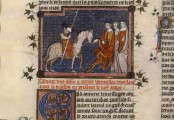 14, Lancelot, Hainaut-belgique,Chevalier accusant Lancelot