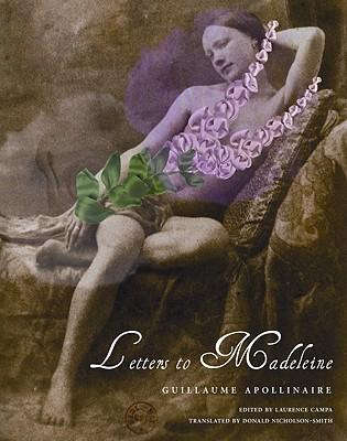 édition anglaise des lettres à Madeleine, d'Apollinaire