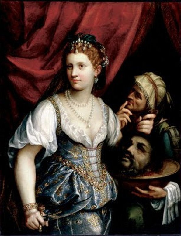 1600-fede-galizia-1578-1630-judith-with-the-head-of-holofernes