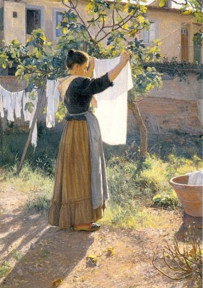 1861 Elin Kleopatra Danielson-Gambogi (Finnish painter, 1861-1919) (2)