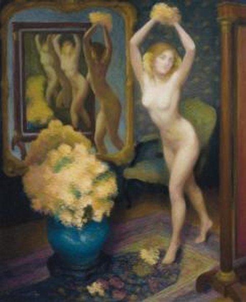 adMarie bracquemond_ 1911, nu_dans_un_intérieur