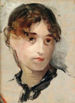 Eva Gonzales, l'une des pionnières de l'impressionnisme.