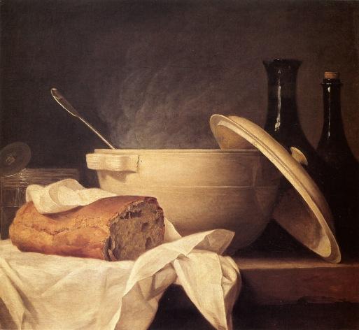 Les natures mortes sont des sujets assez prisés car destinés à des particuliers et considérées comme des peintures mneures. Anne Valayer Coster ( ici en 1810) est l'une des plus prestigieuses auteure dans ce genre .;