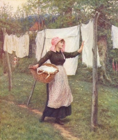drying_clothes_helen_allingham