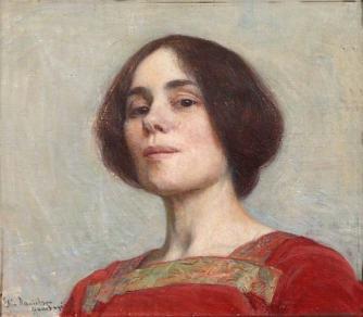 Cléopatra Elin Gambogi...Scandinavie, 19ème.