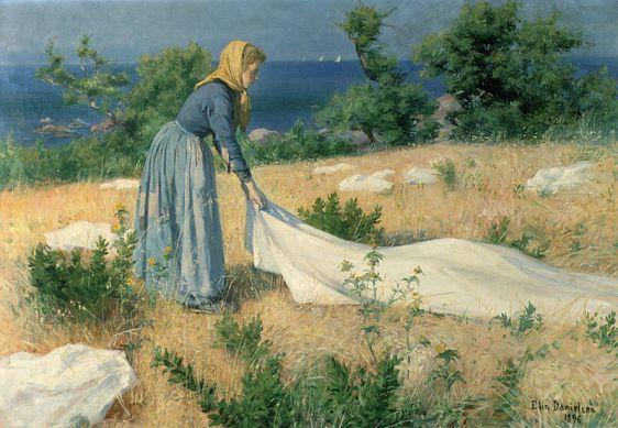 v-Elin_Danielson-Gambogi_-_Pyykinkuivatusta_(1896)