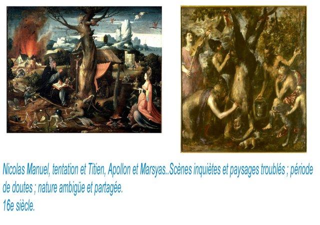bbtemptation, Nikolas Manuel ( 1484-1530) , Titien,Marsyas, INQUIETUDES