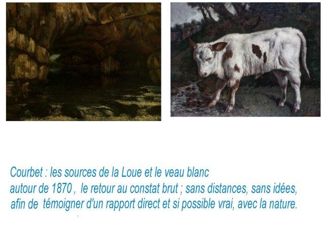 h u Courbet,