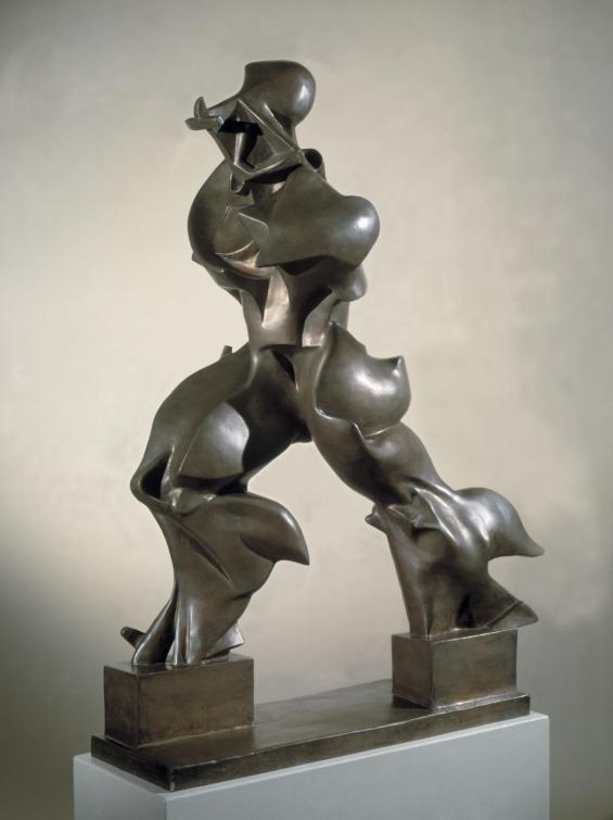 Unique Forms of Continuity in Space 1913, cast 1972 Umberto Boccioni 1882-1916 Purchased 1972 http://www.tate.org.uk/art/work/T01589
