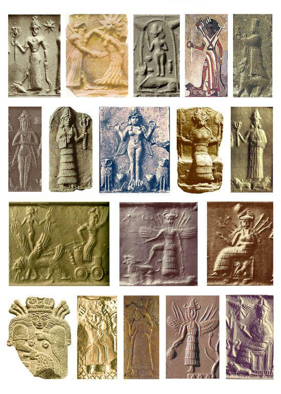 aahgodess Inana